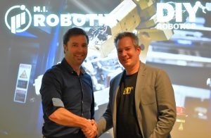 MI RobotiX - DIY partnership Industrial Robotics